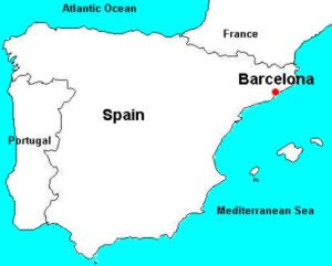 barcelona location