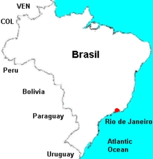 riodejaneiro location